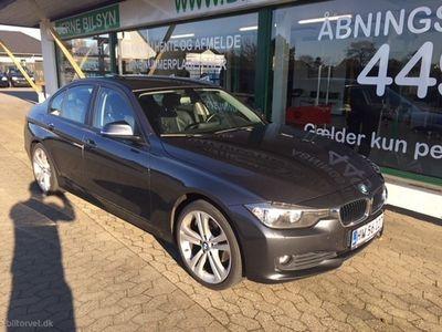 käytetty BMW 320 d 2,0 D 184HK 6g Aut.