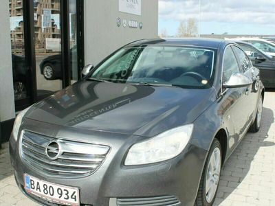 brugt Opel Insignia 2,0 CDTi 110 Essentia