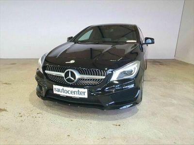 brugt Mercedes CLA220 CDi AMG Line SB aut.