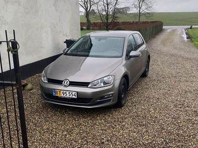 brugt VW Golf TDI BMT 105 HK 5 DØRS 1,6
