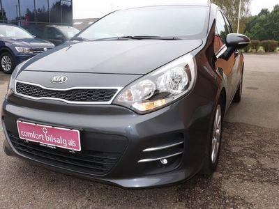 brugt Kia Rio 1,2 CVVT Limited