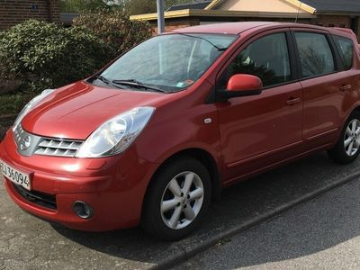 second-hand Nissan Note 1,4 16V Acenta 88HK Stc