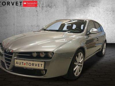 brugt Alfa Romeo 159 1,75 TBi Distinctive Sportwagon