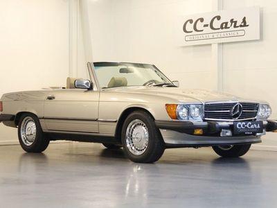 brugt Mercedes 560 SL-Klasse (R107)SL 5,6 Cab Aut
