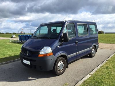 brugt Renault Master T28 2,5 dCi 100 L1H1Kombi aut.