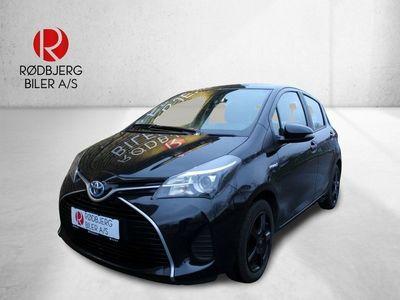 brugt Toyota Yaris 1,5 Hybrid Pure CVT