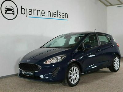 brugt Ford Fiesta 1,5 TDCi 85 Connected