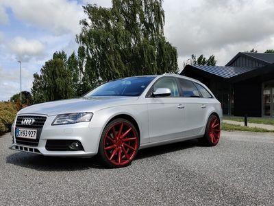 brugt Audi A4 2.0 143 HK