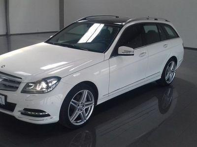 usado Mercedes C250 2,2 CDi st.car aut. BE