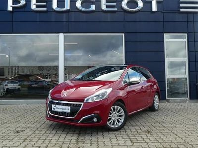 used Peugeot 208 1,6 BlueHDi Desire Sky 100HK 5d