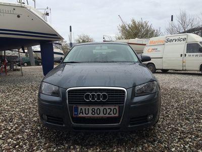 brugt Audi A3 1,8 TFSI