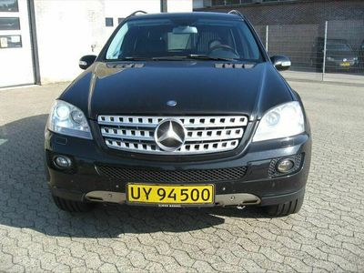 brugt Mercedes ML420 d CDI aut. 306HK Van