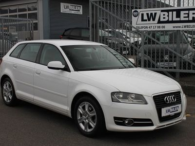 brugt Audi A3 Sportback 1,6 TDi Attraction S-tr.