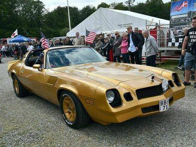 brugt Chevrolet Camaro Berlinetta