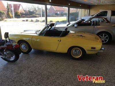 brugt Fiat 850 spider sport