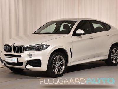 brugt BMW X6 40D 3,0 D XDrive 313HK 5d 8g Aut.