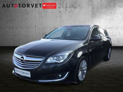 brugt Opel Insignia 2,0 CDTi 163 Cosmo ST aut.