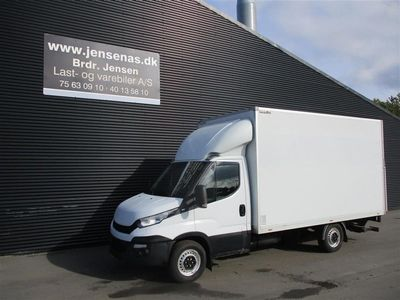 brugt Iveco Daily 35S13 ALUKASSE/LIFT 2,3 D 126HK Ladv./Chas. 2014