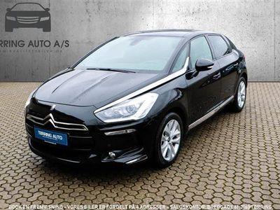 brugt Citroën DS5 2,0 Blue HDi Style 180HK Stc 6g Aut.