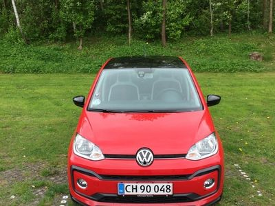 brugt VW up! 1.0 High up  TSI 90