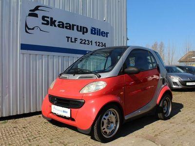 brugt Smart ForTwo Coupé 0,8 CDi 41 aut.