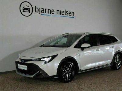 brugt Toyota Corolla Hybrid TREK Smart Touring Sports MDS