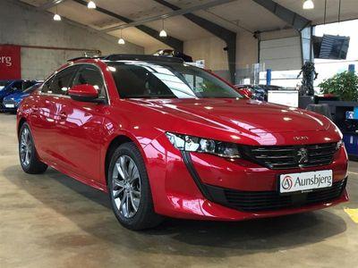 brugt Peugeot 508 1,6 PureTech Allure EAT8 start/stop 180HK 8g Aut.