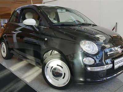 brugt Fiat 500 0,9 Lounge 80HK 3d