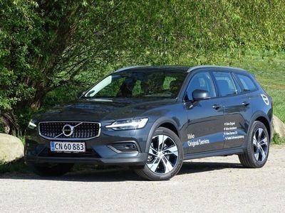 brugt Volvo V60 CC 2,0 D4 190 aut. AWD