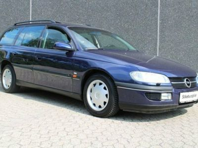 used Opel Omega 2,0 16V Touring stc.