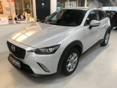 brugt Mazda CX-3 1,5 Sky-D 105 Vision