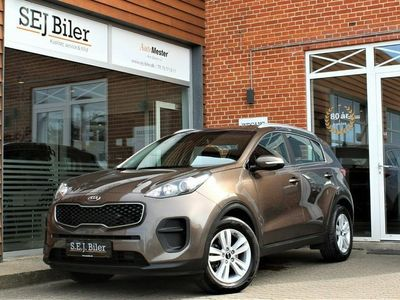 used Kia Sportage 2,0 CRDi Advance 136HK 5d