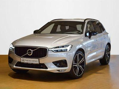 brugt Volvo XC60 2,0 B5 235 R-Design aut. AWD