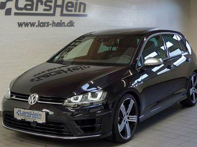 begagnad VW Golf VII 2,0 R DSG 4M BMT