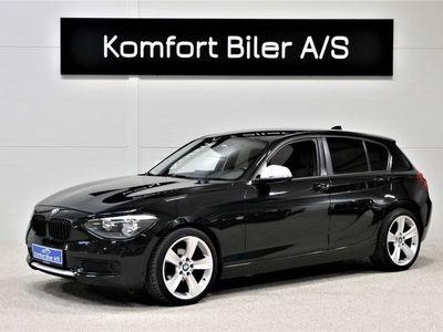 brugt BMW 116 d 2,0