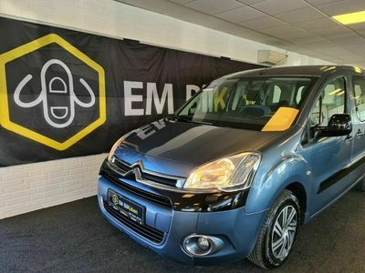 brugt Citroën Berlingo 1,6 e-HDi 92 Seduction E6G