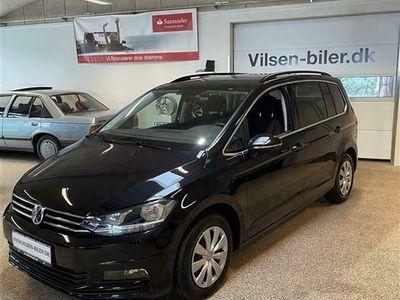 brugt VW Touran 1,6 TDI BMT SCR Comfortline 115HK 6g