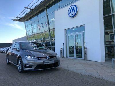 brugt VW Golf VII 2,0 TDi 150 R-line BMT