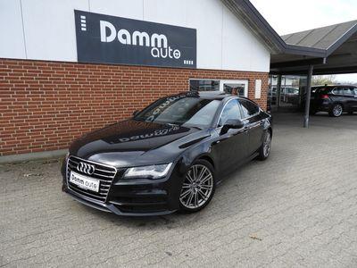 brugt Audi A7 3,0 TDI QUATTRO 313HK aut 5d