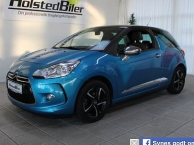 brugt Citroën DS3 HDI 90