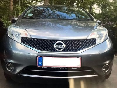 brugt Nissan Note 1.5dCi 5 M/T