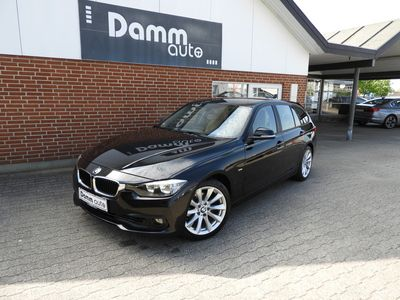 brugt BMW 320 2,0 d touring Steptronic Luxury Line 190HK st.car aut