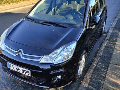 brugt Citroën C3 1,6 4-dørs m. bagklap