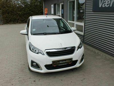 brugt Peugeot 108 1,0 e-VTi 69 More+