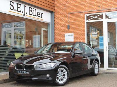 brugt BMW 320 d 2,0 D 184HK 6g A