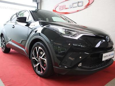 käytetty Toyota C-HR 1,8 B/EL C-LUB Business Multidrive S 122HK 5d Aut.