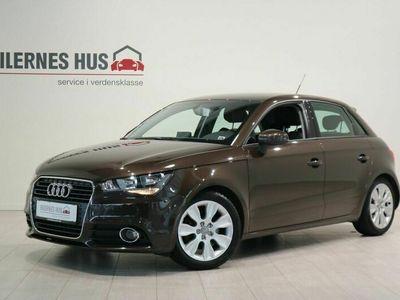 brugt Audi A1 Sportback 1,4 TFSi 122 Ambition