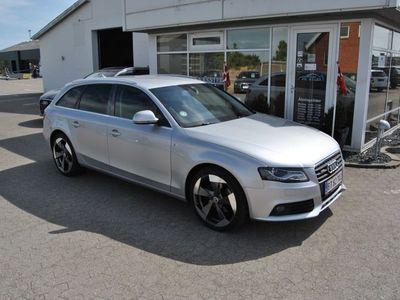 usata Audi A4 2,0 TDi 143 S-line Avant Multitr.