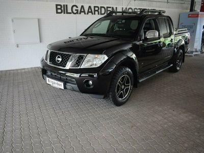 brugt Nissan Navara 3,0 dCi 231 Db.Cab LE aut.
