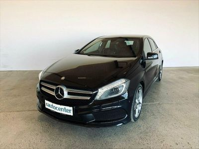used Mercedes A220 CDi AMG Line aut.